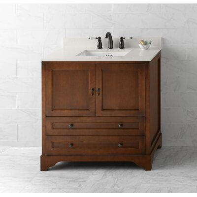 Milano 36 Single Bathroom Vanity Set