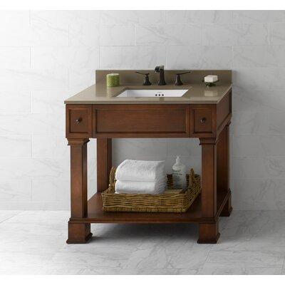 Palermo 36 Single Bathroom Vanity Set