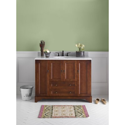 Milano 49 Single Bathroom Vanity Set