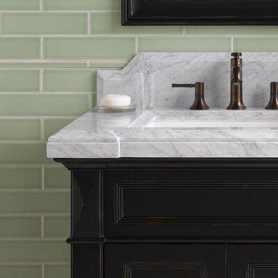 Torino 74 Double Bathroom Vanity Set with Mirror