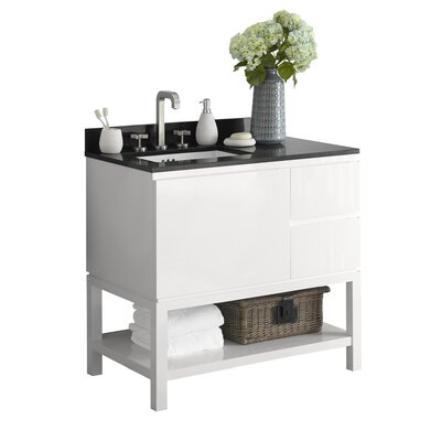 Chloe 37 Single Bathroom Vanity Set