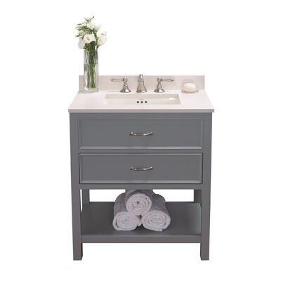 Newcastle 31 Single Bathroom Vanity Set