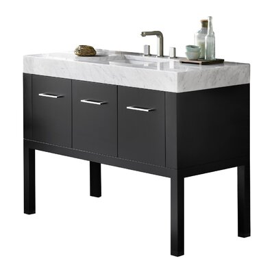 Calabria 37 Single Bathroom Vanity Set