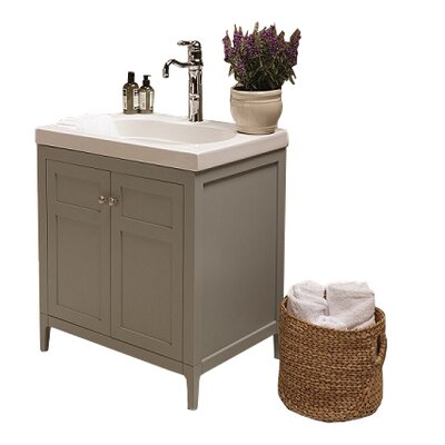 Briella 31 Single Bathroom Vanity Set