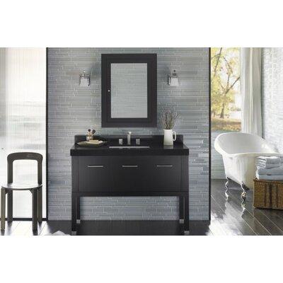 Calabria 49 Single Bathroom Vanity Set