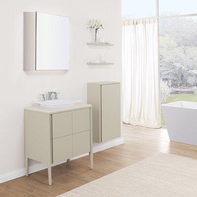 Brit 27 Single Bathroom Vanity Base