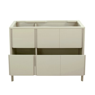 Brit 41 Single Bathroom Vanity Base