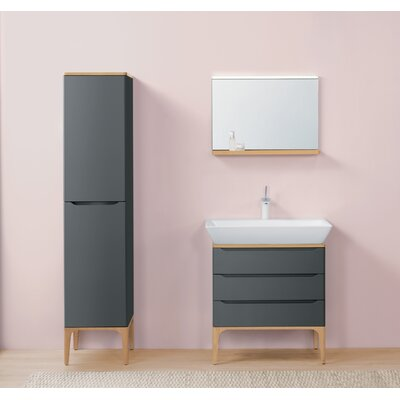 Wide Signature 28 Single�Bathroom Vanity Base