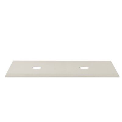 Brit 53 Double Bathroom Vanity Top