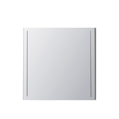 Signature Waterspace 20 W x 20 H Surface Mount Medicine Cabinet with LED Lighting