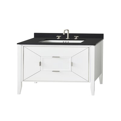 Amora 48 Single Bathroom Vanity Base