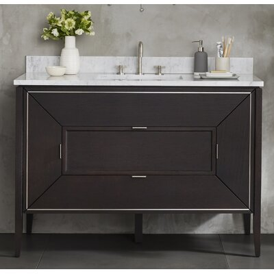 Amora 48 Single Bathroom Vanity Set