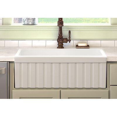 Keystone 30 x 18 Farmhouse Kitchen Sink