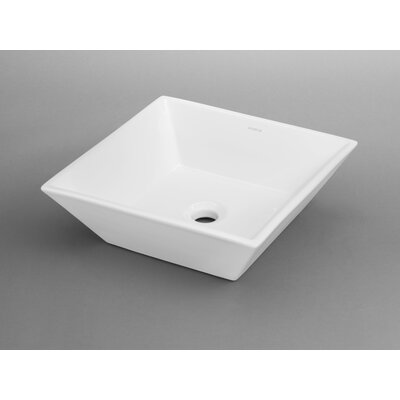 Formation Square Vessel Bathroom Sink