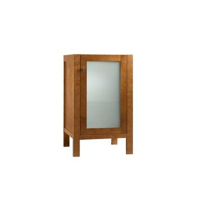 Cami 18 Bathroom Vanity Base Cabinet in Cinnamon
