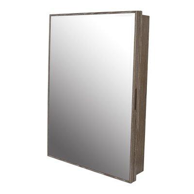 Zuri 23 x 33 Surface mount Medicine Cabinet