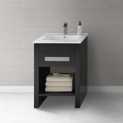 Kendra 24 Single Bathroom Vanity Set