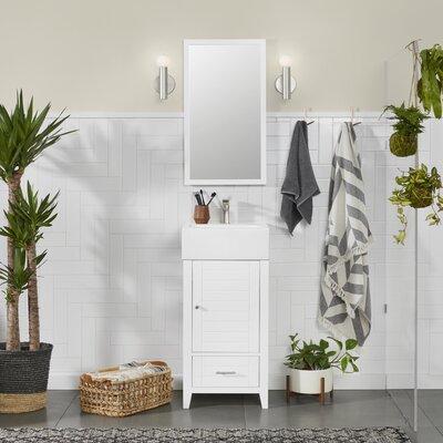 Elise 18 Single Bathroom Vanity Set