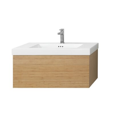 Rebecca 32 Single Bathroom Vanity Set