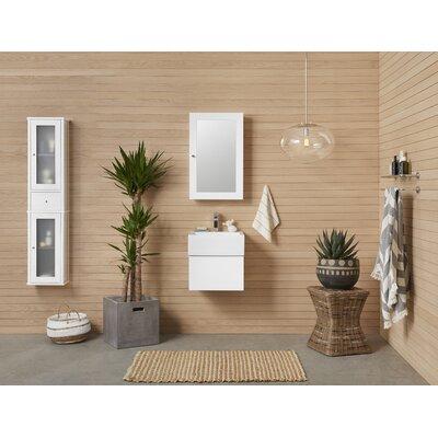 Rebecca 18 Single Bathroom Vanity Set