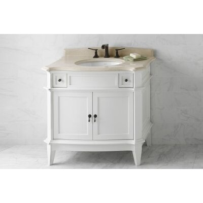 Bordeaux 37 Single Bathroom Vanity Top