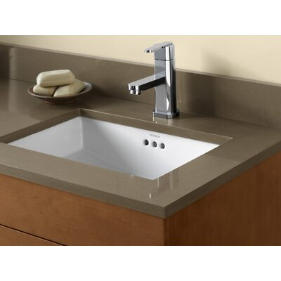TechStone� 65 Single Bathroom Vanity Top Faucet Mount: 8 Widespread