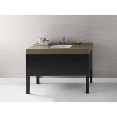 TechStone WideAppeal 48 Single Bathroom Vanity Top