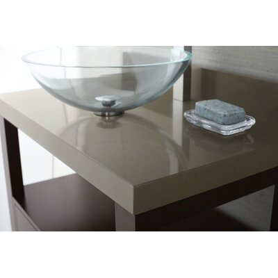 TechStone? 32 Single Bathroom Vanity Top