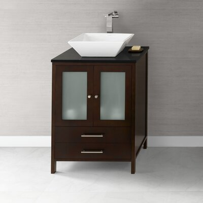 Juno 24 Single Bathroom Vanity Base
