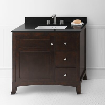 Briella 36 Single Bathroom Vanity Base