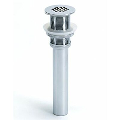 2.4 Grid Shower Drain Finish: Brushed Nickel
