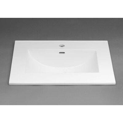 Kara 25 Single Bathroom Vanity Top