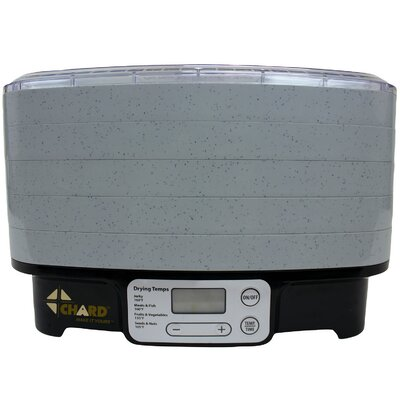 5 Tray Digital Dehydrator