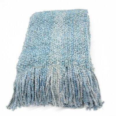 Kennebunk Campbell Decorative Throw Color: Mirage