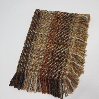 Kennebunk Woven Throw Color: Almond