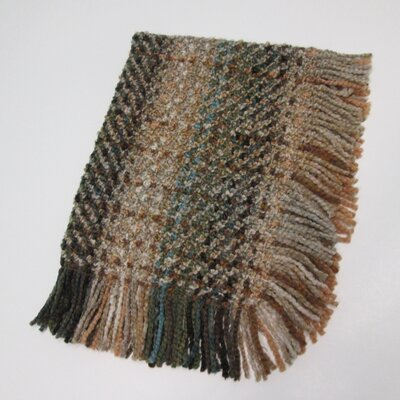 Kennebunk Woven Throw Color: Oyster