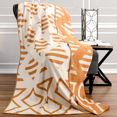 Sudan Throw Color: Amber