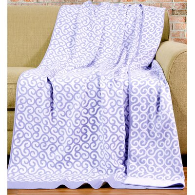 Sicily Throw Color: Iris