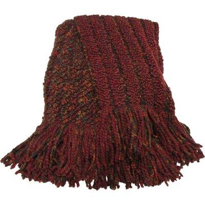 Kennebunk Woven Throw Color: Autumnal