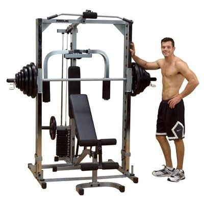 Powerline Smith Machine System at Sears.com