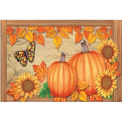 Sigmon Harvest Melody Doormat