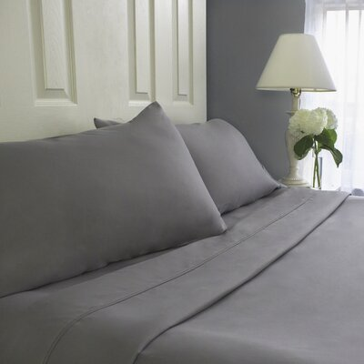 Sheet Set Size: Full, Color: Gray