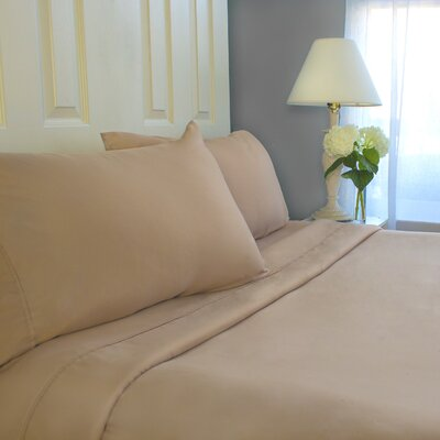 Sheet Set Size: Full, Color: Beige