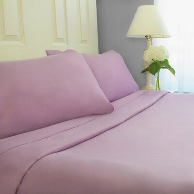 Sheet Set Size: King, Color: Lavender
