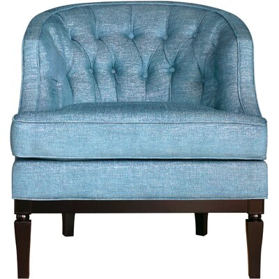 Ashley Club Chair Color: Blue