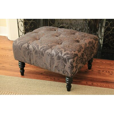 Swansea St.Honore Ottoman Upholstery: Mink