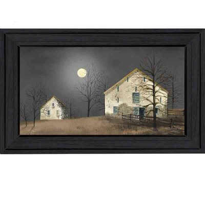 'Still of the Night' Framed Print