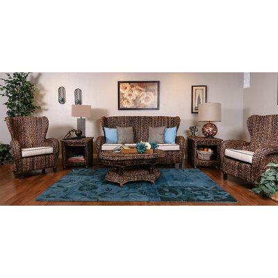 Ariana Slope Arm Lounge Seating Group Cushion picture