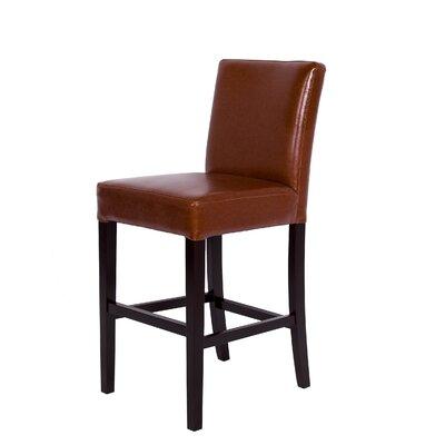 Bar Stool Seat Color: Hazelnut