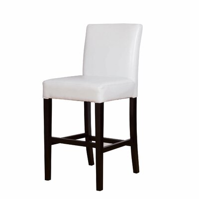 Bar Stool Seat Color: Ivory